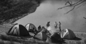 Kamp tutkunlarının yeni gözdesi, 'Nemrut Krater Gölü'