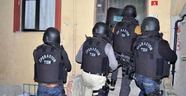 Bitlis'te operasyon: 9 kişi gözaltına alındı!