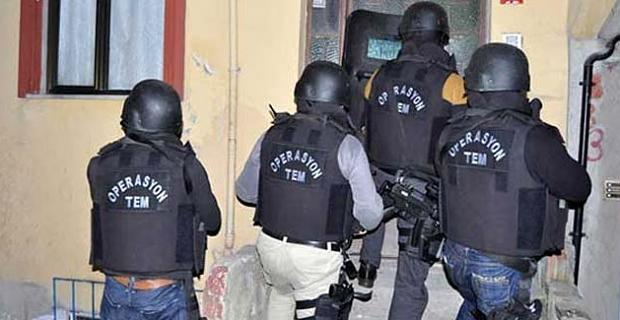 Bitlis'te operasyon, çok sayıda gözaltı var