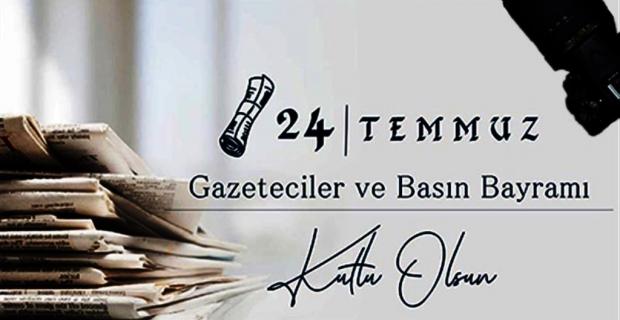 TATSO Başkanı Adabağ'dan Gazeteciler ve Basın Bayramı mesajı