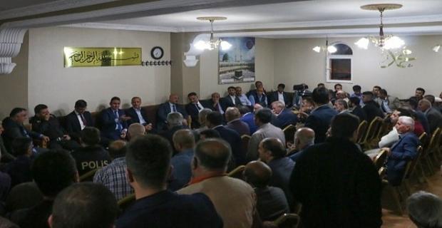 Başkan Tanğlay, mahalle buluşmalarını sürdürüyor