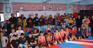 Tatvan'da 'Spor Yaşam Şeklimdir' projesi