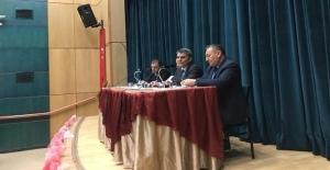 Tatvan'da 'Eğitim Değerlendirme' toplantısı düzenlendi
