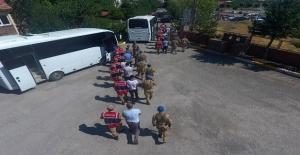 Güroymak merkezli göçmen kaçakçılığı operasyonu: 15 tutuklama