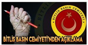 BİBACEM 'Gazeteci değil, toplum cezalandırılıyor!'