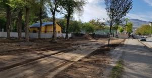 Tatvan'a büyük bir park daha yapılıyor