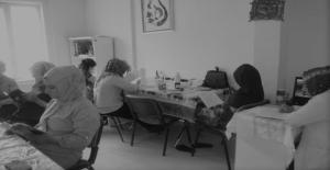 Güroymak'ta kadınlar kitapla buluştu