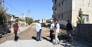 Tatvan Belediyesi yeni yol yapım çalışmalarına başladı