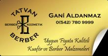 Tatvan Berber Salonu
