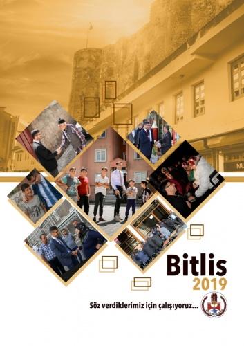 Bitlis Belediyesi 2019 Bülteni