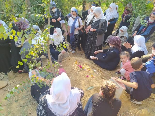 Vahşice katledilen Pınar Gültekin Hizan'a defnedildi