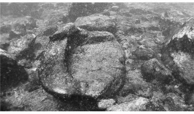 Van Gölü'nün altında esrarengiz yapılara rastlandı