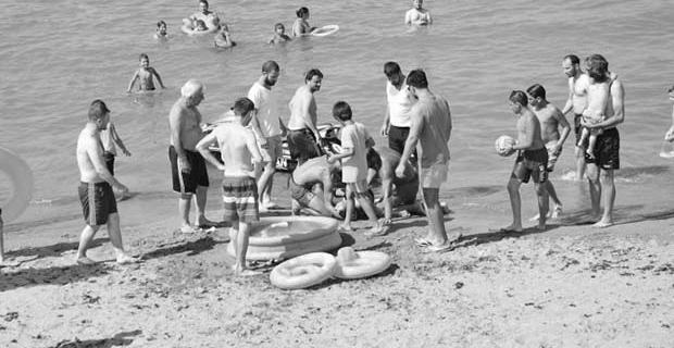 Bayram tatili süresince 40 kişi boğularak yaşamını yitirdi