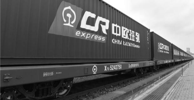 Çin-Avrupa kargo treni 9 bin sefer yaptı