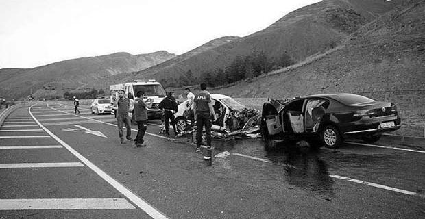Kurban Bayramı'nın kaza bilançosu ağır oldu: 119 ölü, 951 yaralı