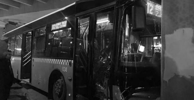 İstanbul'da kaza: 18 yaralı