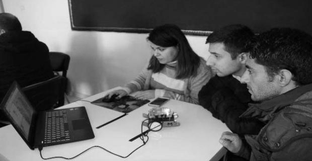 Mutki'de 'Robotik Kodlama' eğitimi