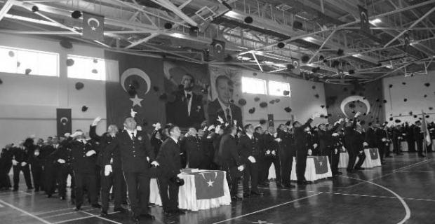 Bitlis'te 259 polis mezun oldu