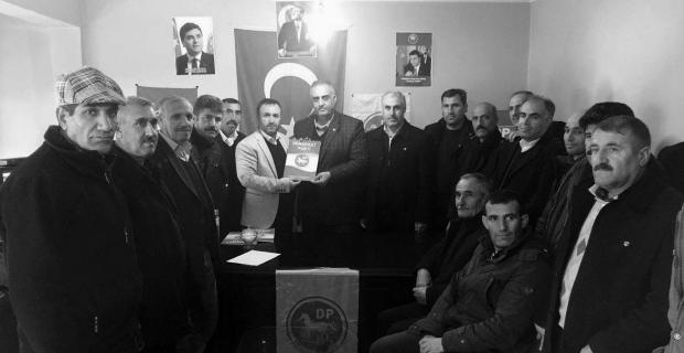 Mehmet Avunç DP Gölbaşı belediye başkan adayı oldu