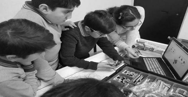 Tatvan'da Bitlis'in ilk 'Robotik Takımı' kuruldu