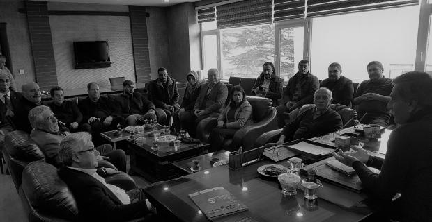 Tatvan HDP Belediye eşbaşkan adayları sahaya indi!