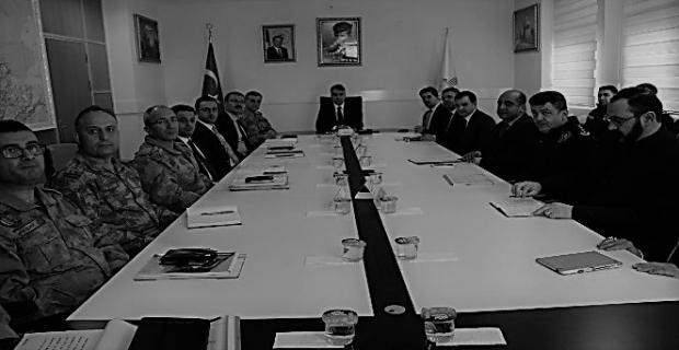 Bitlis'te seçim günü 8 bin 500 güvenlik gücü görev yapacak