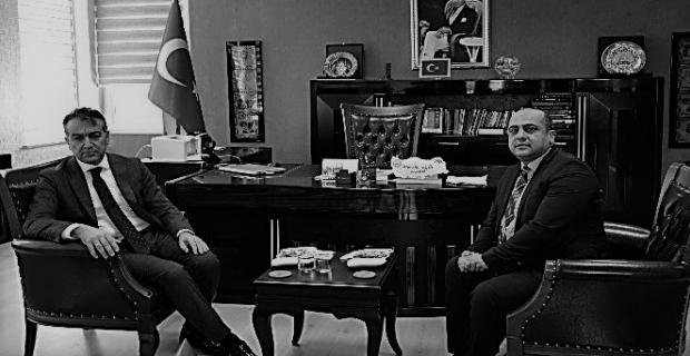 Bitlis Valisi Çağatay'dan Ahlat'a ziyaret