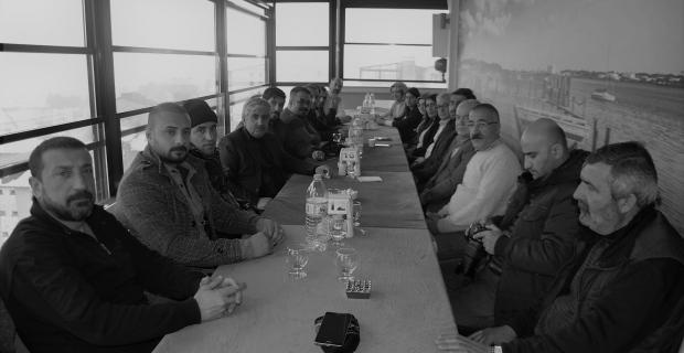 Tatvan Belediye eşbaşkan adayları basınla bir araya geldi
