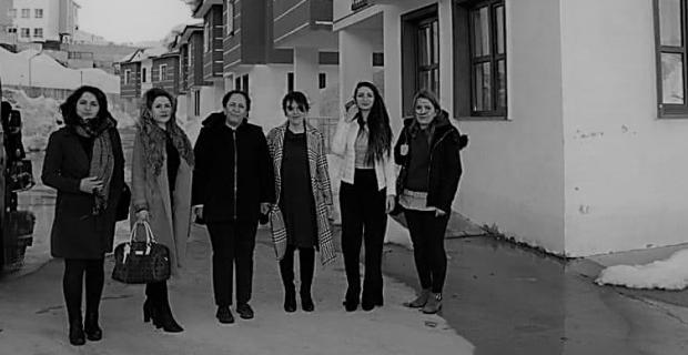 'TOBB Bitlis Kadın Girişimciler Kurulundan' anlamlı ziyaret