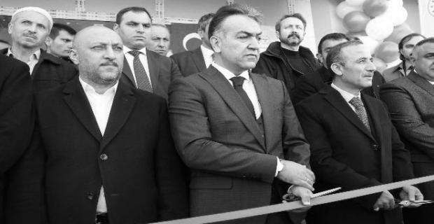 Bitlis'te 'Sağlık Evi ve İstasyonu' açıldı