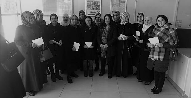 Bitlis'te 8 Mart etkinlikleri için start verildi