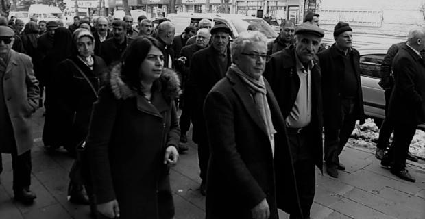 HDP'li Yeşiltepe 'Halkın yanına gitmeye korkuyorlar!'