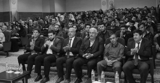 Eren Üniversitesinde 'Sosyal Medya Ahlakı' konferansı