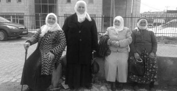 Garzan Mezarlığı'ndan çıkarılan cenazeler için 10 aile başvuru yaptı