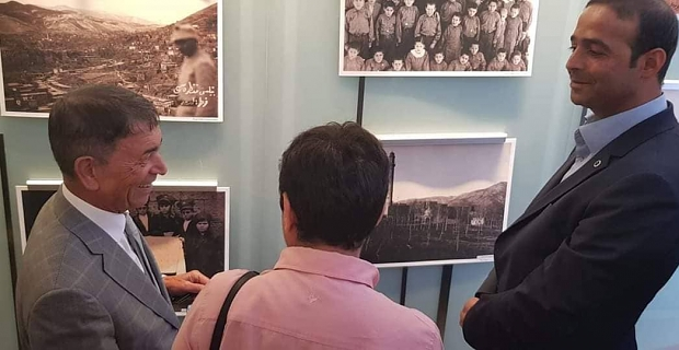 BETAV merkez binasında 'Tarihi Bitlis Fotoğrafları Sergisi'