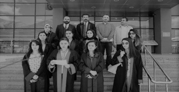 Bitlis Barosundan, Diyarbakır'da öldürülen kadın avukat için açıklama