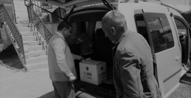 İHH'dan Ahlat'ta Ramazan yardımı