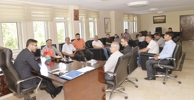 Bitlis Belediyesi 'kaldırım işgaline' son veriyor