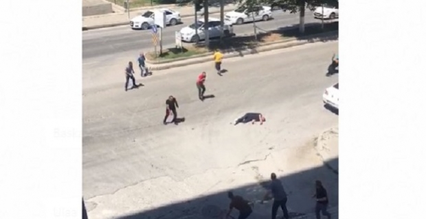 Tatvan'da kavga: 1 yaralı!