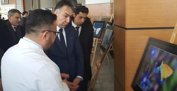 Genel cerrah 'Hekim Gözüyle' Bitlis'i fotoğrafladı