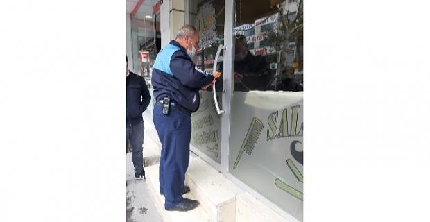 Tatvan'da yasaklara aykırı davranan iş yerleri mühürlendi