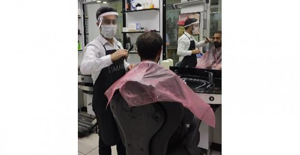 Tatvan'daki kuaför ve güzellik salonlarından 'korona' açıklaması