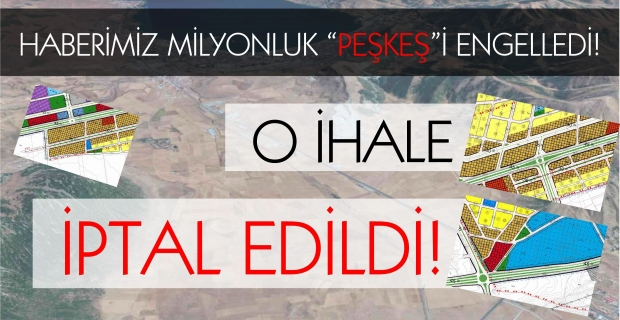 """""""Rahva Perselasyon İhalesi"""" iptal edildi!"""