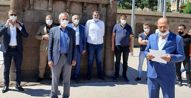 "Bitlis CHP'den hükümete ""Ekonomi"" tepkisi!"