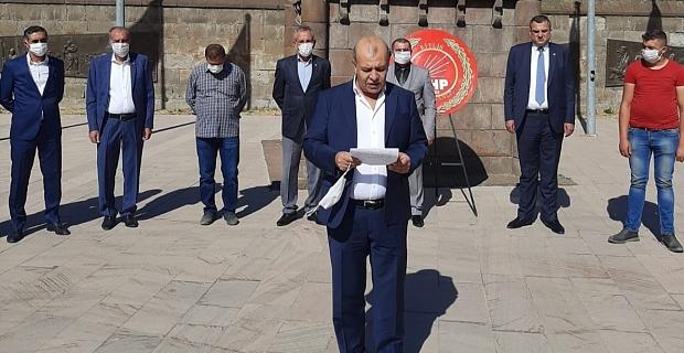 CHP'nin kuruluşunun 97. yıl dönümü Bitlis'te kutlandı