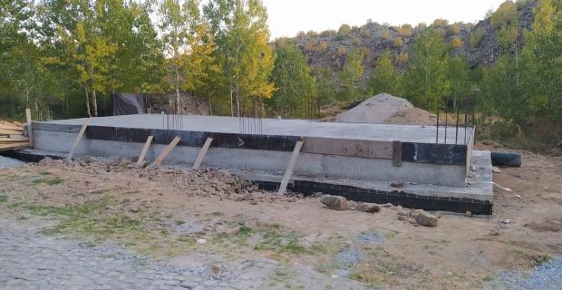 Nemrut kraterindeki 'betonarme' skandalı kaldığı yerden devam ediyor!