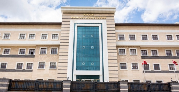 Bitlis'te operasyon 5 gözaltı!