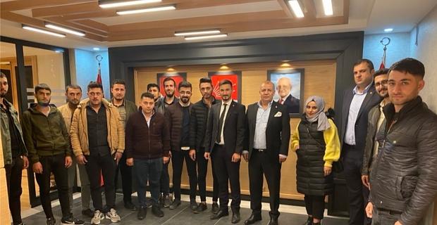 CHP Bitlis'te üye sayısını yüzde 113 artırdı