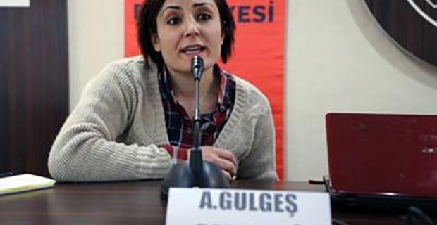 PEN üyesi Bitlis'li Kürt kadın yazara 6 yıl 3 ay hapis cezası!