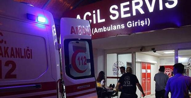 Bitlis'te hastane yemeği personeli zehirledi!